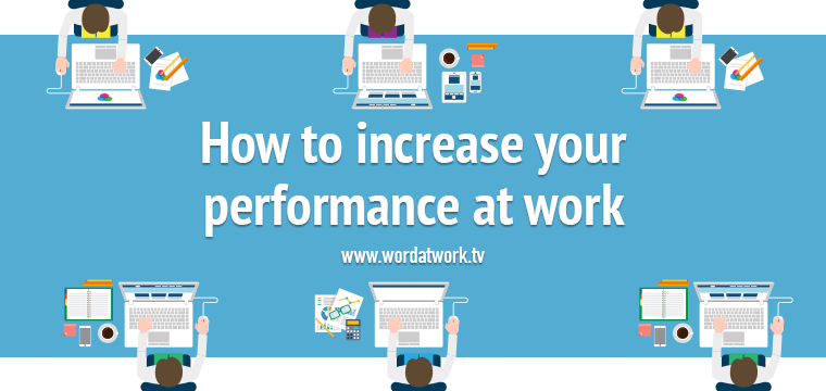 How to increase your performance at work: 3 principles from The Bible