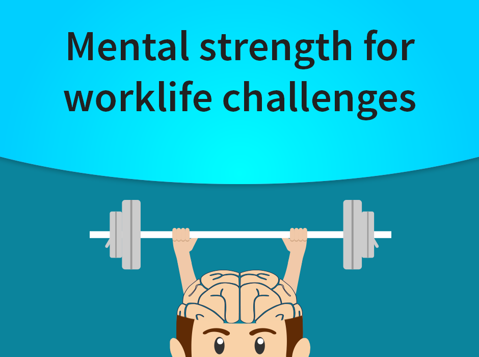 How to Overcome Challenging Situations at Work using your Mental Strength